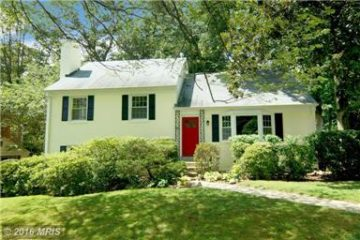 Four Bedroom Homes for Sale in Bethesda
