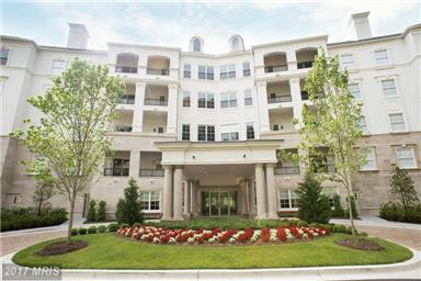 Quarry Springs luxury condos in Bethesda MD