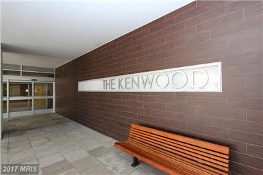 New signage at the Kenwood