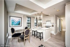 Stonehall luxury condo kitchen